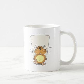 Beaver Hard Working Coffee Mug