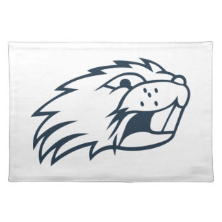 Beaver Head Cloth Placemat