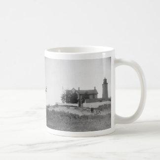 Beaver Island Head Lighthouse Coffee Mug