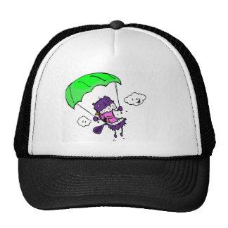 Beaver Jump Mesh Hats