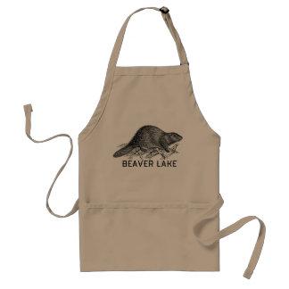 Beaver Lake Adult Apron