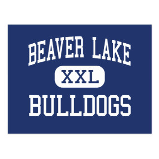 Beaver Lake Bulldogs Middle Issaquah Postcard
