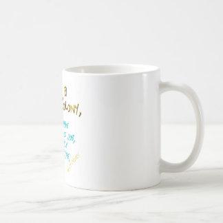 beaver leader turquoise classic white coffee mug