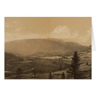 Beaver Park Valley Card