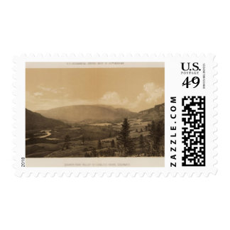 Beaver Park Valley Postage Stamp