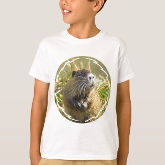Beaver Photo Kid's T-Shirt