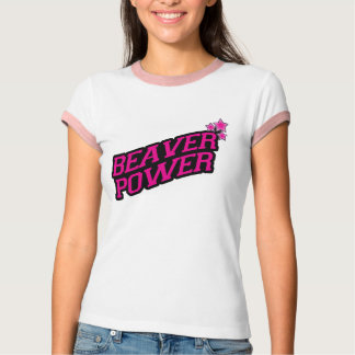 Beaver Power T-Shirt