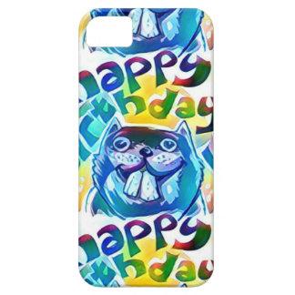beaver say happy birthday iPhone SE/5/5s case