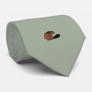 Beaver Tie Gray