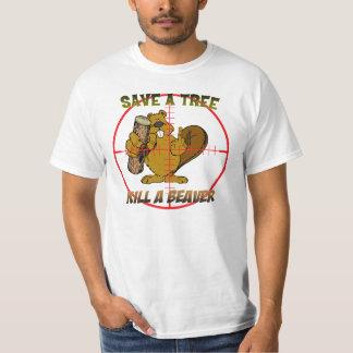 BEAVER TREE VALUE SHIRT