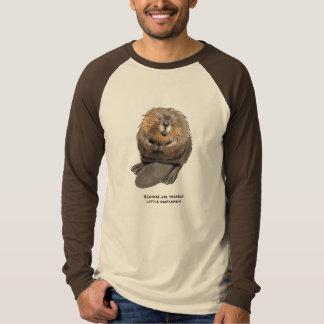 beaver trivia T-Shirt