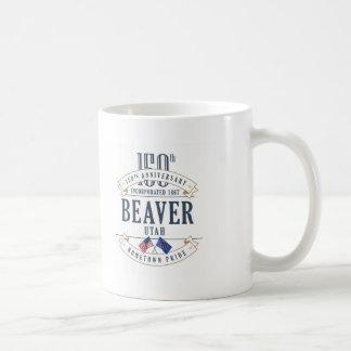 Beaver, Utah 150th Anniversary Mug