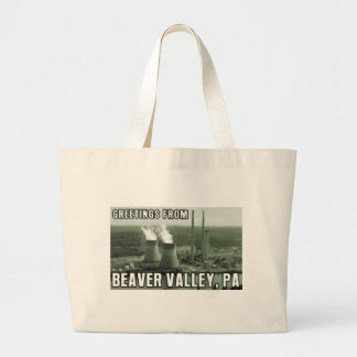 Beaver Valley Power Station PA Greetings From NUKE Bags