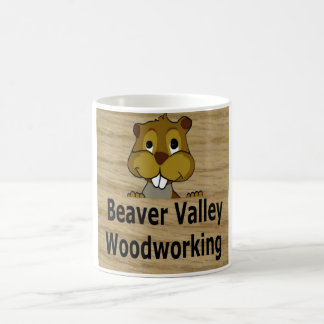 Beaver Valley Woodworking Coffee mug