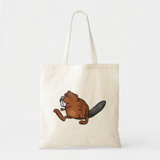 Beaver Walking Canvas Bags