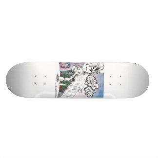 "Beaver Wax - ""street"" Skateboard"