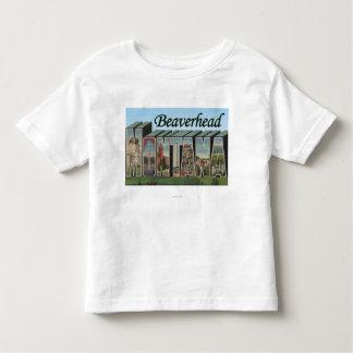 Beaverhead, Montana - escenas grandes de la letra Playera De Niño