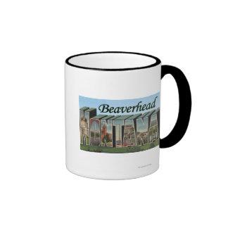 Beaverhead, Montana - escenas grandes de la letra Taza De Dos Colores