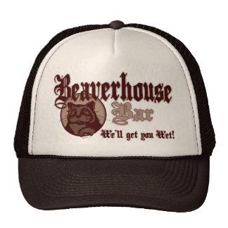Beaverhouse Bar Hat