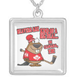 beavers kind of big deal in canada necklace