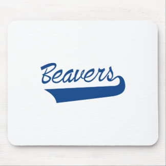 Beavers Mouse Pad