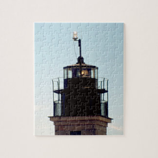 Beavertail Lighthouse Lantern Puzzle