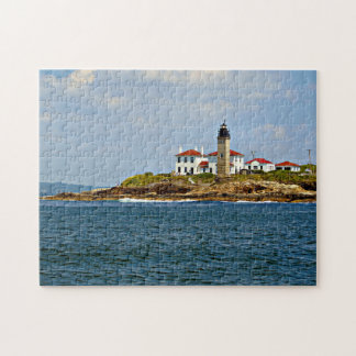 Beavertail Lighthouse, Rhode Island Jigsaw Puzzle