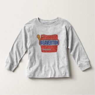 Beaverton City of the Month Toddler T-shirt