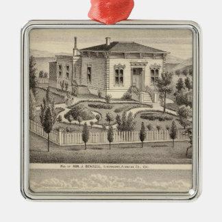 Beazell, English residences, farms Ornaments