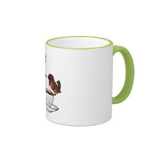 ¡Beba su té! Tazas De Café