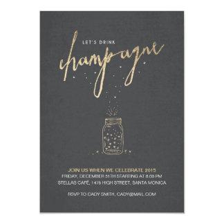 Bebamos la invitación de los Años Nuevos del