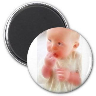 Bebé 4 de YouMa Imán Redondo 5 Cm