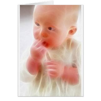 Bebé 4 de YouMa Tarjeta De Felicitación