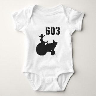 Bebé 603 remeras