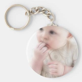 Bebé 9 de YouMa Llavero Redondo Tipo Pin