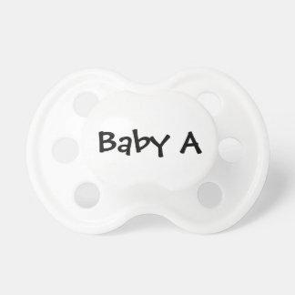 Bebé A Chupete