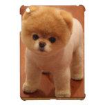 Bebé adorable del perrito del mascota del perro de iPad mini protectores