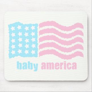 bebé América Tapetes De Raton