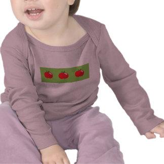 Bebé Apple Camiseta