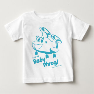 Bebé azul Phrog Polera