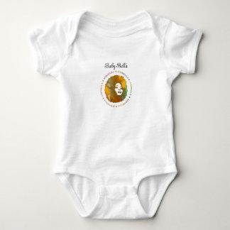 Bebé Bella Mameluco De Bebé