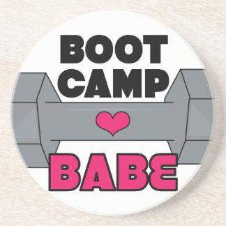 Bebé de Boot Camp Posavaso Para Bebida