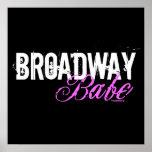 Bebé de Broadway Poster