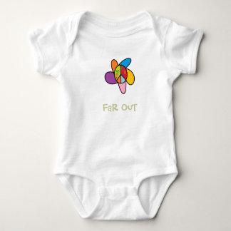 Bebé de Chix del Hippie Body Para Bebé