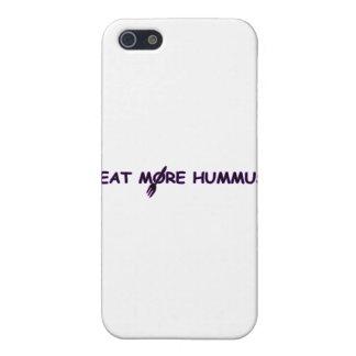 BEBÉ DE HUMMUS iPhone 5 PROTECTOR
