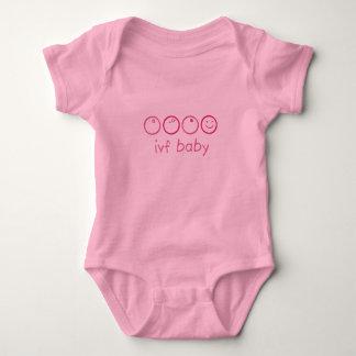 Bebé de IVF del huevo al bebé Camisas