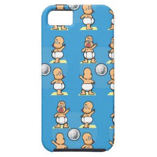 Bebé de la boogie iPhone 5 fundas