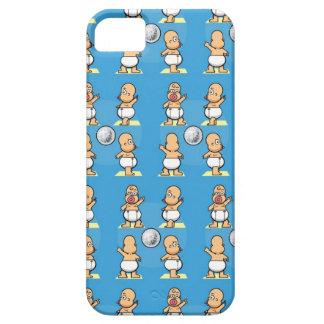 Bebé de la boogie iPhone 5 protector