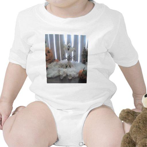 Bebé de la camisa de Halloween