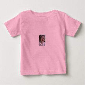 bebé de la camiseta